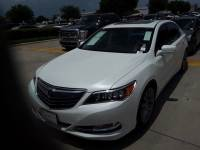 2017 Acura RLX V6 with Technology Package