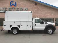 2011 Ford F550 Service Truck