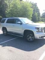 Pre-Owned 2015 Chevrolet Tahoe LT SUV