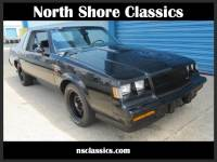 1987 Buick Grand National CLEAN CARFAX- ORIGINAL MILES ONLY 29,700-SUPER CLEAN GN-