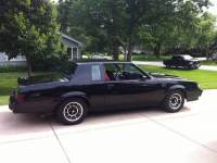 1987 Buick Grand National ONLY 39,000 ORIGINAL MILES-CLEAN CARFAX REPORT!