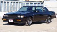 1987 Buick Grand National -ONE OWNER-Only 47,000 Original miles-SEE VIDEO