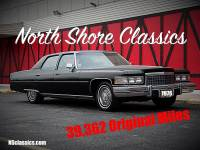 1976 Cadillac Fleetwood Brougham-39,362 ORIGINAL MILES-SEE VIDEO
