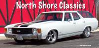 1972 Chevrolet Chevelle SS Concours wagon air ride,bagged badass cruiser- From California
