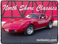 1976 Chevrolet Corvette T-TOPS- 12,000 MILES ON RE-BUILD- NEW PRICE-SEE VIDEO