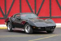 1977 Chevrolet Corvette -BLACK ON BLACK-SIDE PIPES-ONLY 51,211 ORIGINAL MILES- SEE VIDEO
