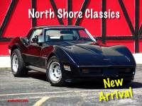1980 Chevrolet Corvette NICE BLACK PAINT-L82 C3-ONLY HAS 44,316 ORIGINAL MILES-SEE VIDEO