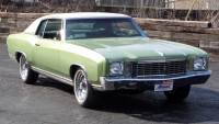 1972 Chevrolet Monte Carlo ORIGINAL-13,217 ORIGINAL MILES-Lowest miles in the Country-MINT SEE VIDEO