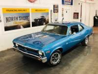 1969 Chevrolet Nova -SAGINAW 4 SPEED HURST SHIFTER-SEE VIDEO