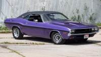 1970 Dodge Challenger SE-SPECIAL EDITION-49,804 ORIGINAL MILES-PLUM CRAZY PURPLE W/440-SEE VIDEO