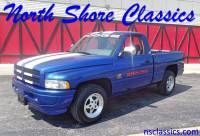 1996 Dodge Ram -EYE IT, TRY IT, BUY IT-VIPER BLUE-1996 Indianapolis 500- SEE VIDEO