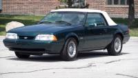 1990 Ford Mustang LX 5.0 convertible-7 UP EDITION- ONLY 42,110 ORIGINAL MILES-SEE VIDEO