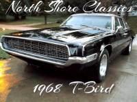 1968 Ford Thunderbird 98,000 original miles! What a gem!