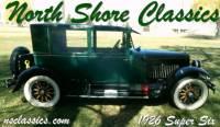 1926 Hudson Super Six WOW-15,000 ORIGINAL MILES