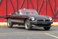1980 MG MGB -ONLY 30,762 ORIGINAL MILES- BLACK ON BLACK CONVERTIBLE- SEE VIDEO