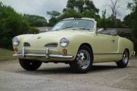 1965 Volkswagen Karmann Ghia -CONVERTIBLE FUN, REALLY NICE RUST FREE QUALITY CONDITION-LOOK UNDERNEATH!