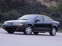Used 2003 Oldsmobile Alero GL1 Sedan I-4 cyl in Clovis, NM