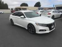 Used 2018 Honda Accord Sport Sedan For Sale in Fairfield, CA