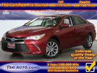 2015 Toyota Camry Hybrid 4dr Sdn XLE (Natl)