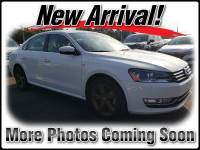 Pre-Owned 2015 Volkswagen Passat 1.8T S Sedan in Jacksonville FL
