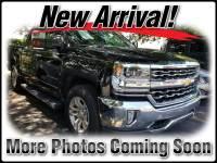 Certified 2016 Chevrolet Silverado 1500 LTZ 2WD Crew Cab 143.5 LTZ w/1LZ in Jacksonville FL