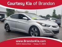 Pre-Owned 2015 Hyundai Elantra Sport Sedan in Jacksonville FL