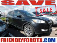 Used 2015 Ford Escape SE SUV EcoBoost I4 GTDi DOHC Turbocharged VCT for Sale in Crosby near Houston