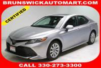 Used 2018 Toyota Camry LE in Brunswick, OH, near Cleveland