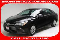 Used 2016 Toyota Camry LE in Brunswick, OH, near Cleveland