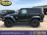 2007 Jeep Wrangler 2dr Sahara