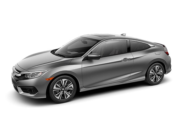 Photo Used 2017 Honda Civic Coupe EX-L EX-L CVT For Sale in New London  Near Norwich, CT