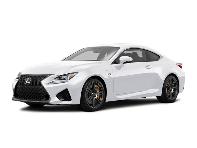 Photo Used 2017 LEXUS RC F Coupe Dealer Near Fort Worth TX