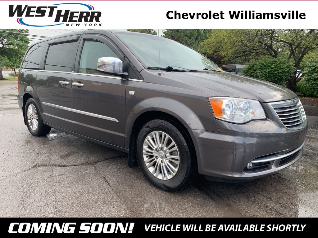 Photo 2014 Chrysler Town  Country 30th Anniversary Edition Van