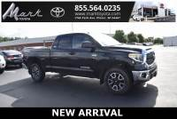 Certified Pre-Owned 2018 Toyota Tundra SR5 Double Cab 5.7L V8 4x4 w/TRD Off Road Package, Truck in Plover, WI