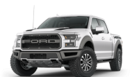 2019 Ford F-150 Raptor Truck SuperCrew Cab High-Output EcoBoost V6 Engine with Auto Start/Stop Technology