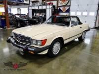 1987 Mercedes-Benz 560 SL $12,900