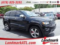 2015 Jeep Grand Cherokee Overland 4WD Overland in Atlanta
