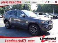 2017 Jeep Grand Cherokee Limited Limited 4x2 in Atlanta