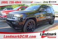 2018 Jeep Grand Cherokee Altitude Altitude 4x2 *Ltd Avail*