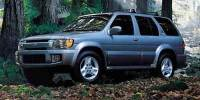Pre-Owned 2001 INFINITI QX4 Luxury 4WD