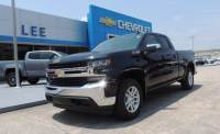 New 2019 Chevrolet Silverado 1500 Double Cab Standard Box 4-Wheel Drive LT All Star Edition VIN 1GCRYDED9KZ208508 Stock Number 25239