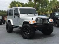 2006 Jeep Wrangler Unlimited LJ 4WD