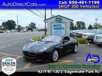 2017 Jaguar F-Type Coupe Auto Premium