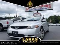2008 Honda Civic Cpe 2dr Man LX