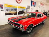 1972 Chevrolet Nova -SS TRIM PACKAGE WITH MUNCIE 4 SPEED