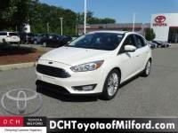 Used 2015 Ford Focus Titanium Hatchback