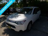 Used 2014 Mitsubishi Outlander For Sale in DOWNERS GROVE Near Chicago & Naperville   Stock # DD10876