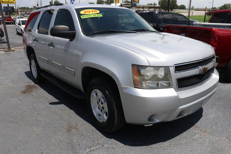 Photo 2010 Chevrolet Tahoe LS for sale in Tulsa OK