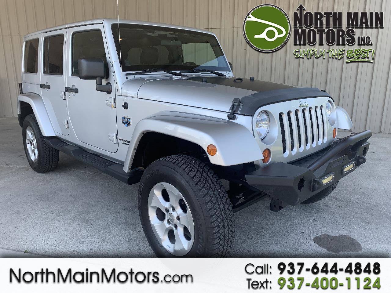 Photo 2012 Jeep Wrangler Unlimited 4WD 4dr Arctic Ltd Avail