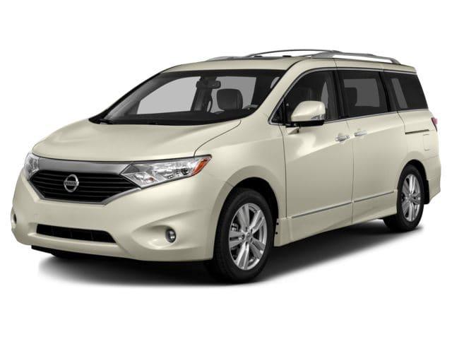 Photo Used 2016 Nissan Quest Van Passenger Van For Sale Leesburg, FL